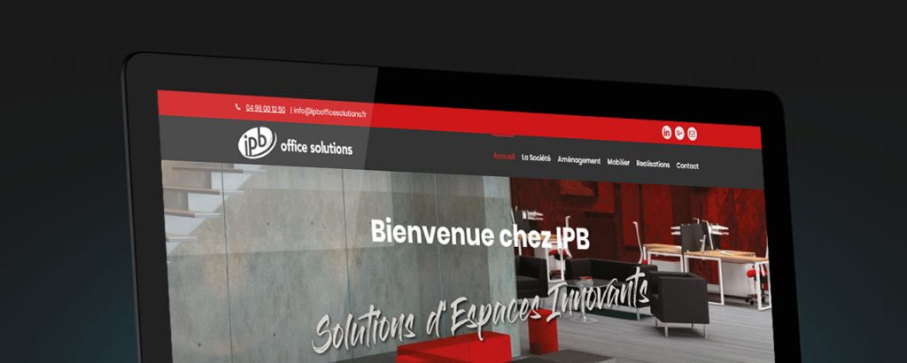 Création-Site-Internet-IPB-Office-Solutions
