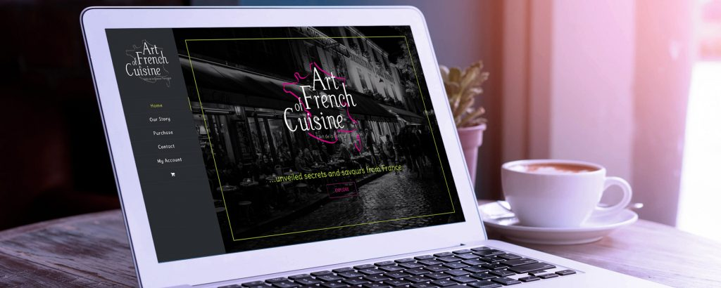 Site marchand Art of French Cuisine